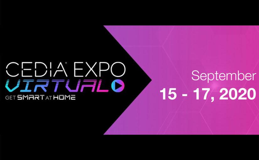 DMF at CEDIA Expo Virtual