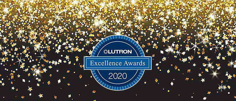 The 2020 Lutron Excellence Awards, airing at 6pm 11/12!